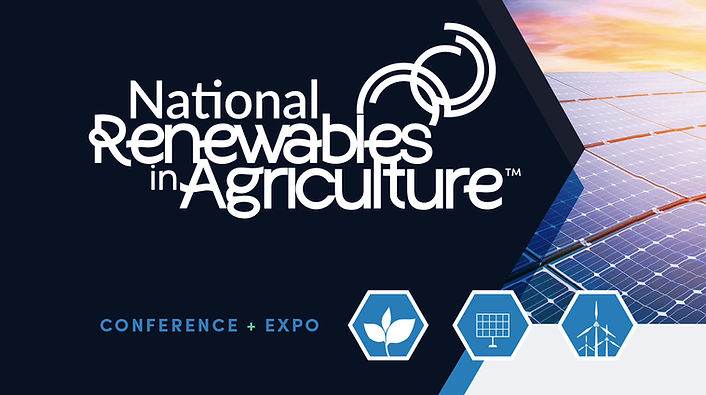 The inaugural National Renewables in Agriculture Conference took place in Wagga, 2019