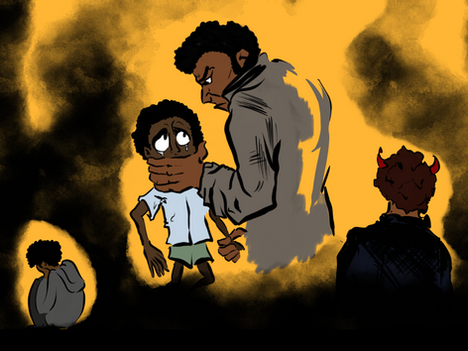 Stories We Ignore: Protect Our Boys
