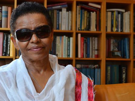Bogaletch Gebre, the Ethiopian women's rights activist
