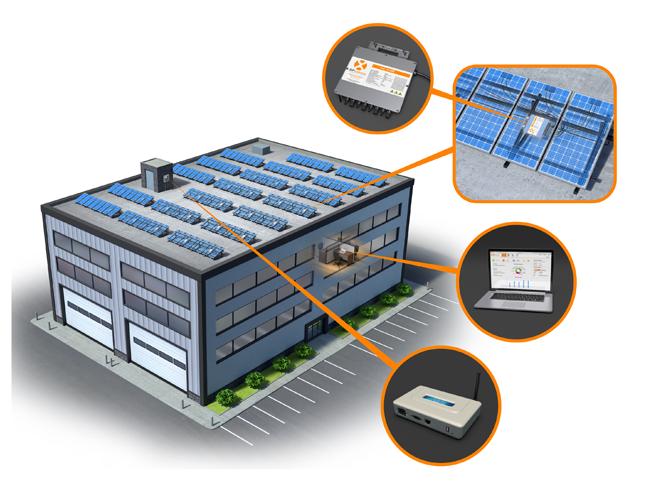 Energia Solar Fotovoltaica Vixsolar