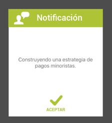 Utilice las notificaciones Push