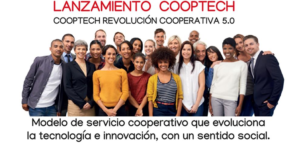 LANZAMIENTO COOPTECH REVOLUCIÓN COOPERATIVA 5.0