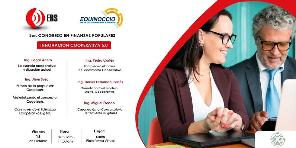 Lanzamiento Coopteh Revolución Cooperativa 5.0
