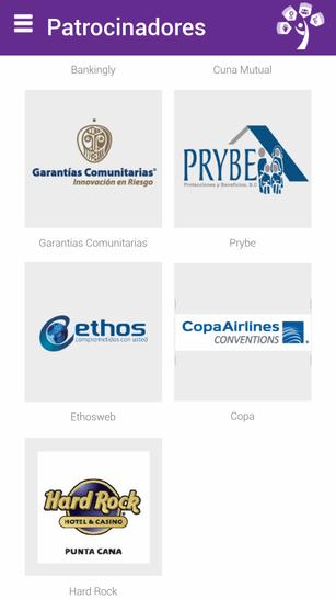 Banner Publicitario - Destaque la marca de sus patrocinadores