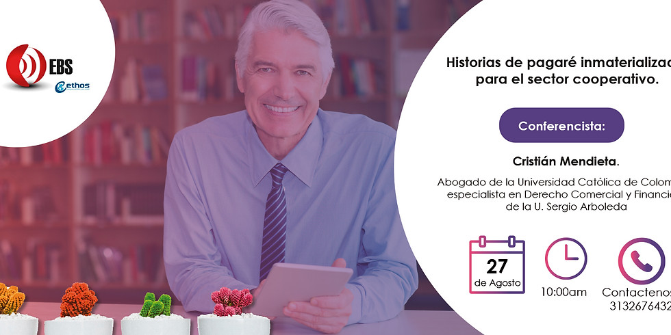 Historias de Pagaré Inmaterializado para el sector cooperativo.