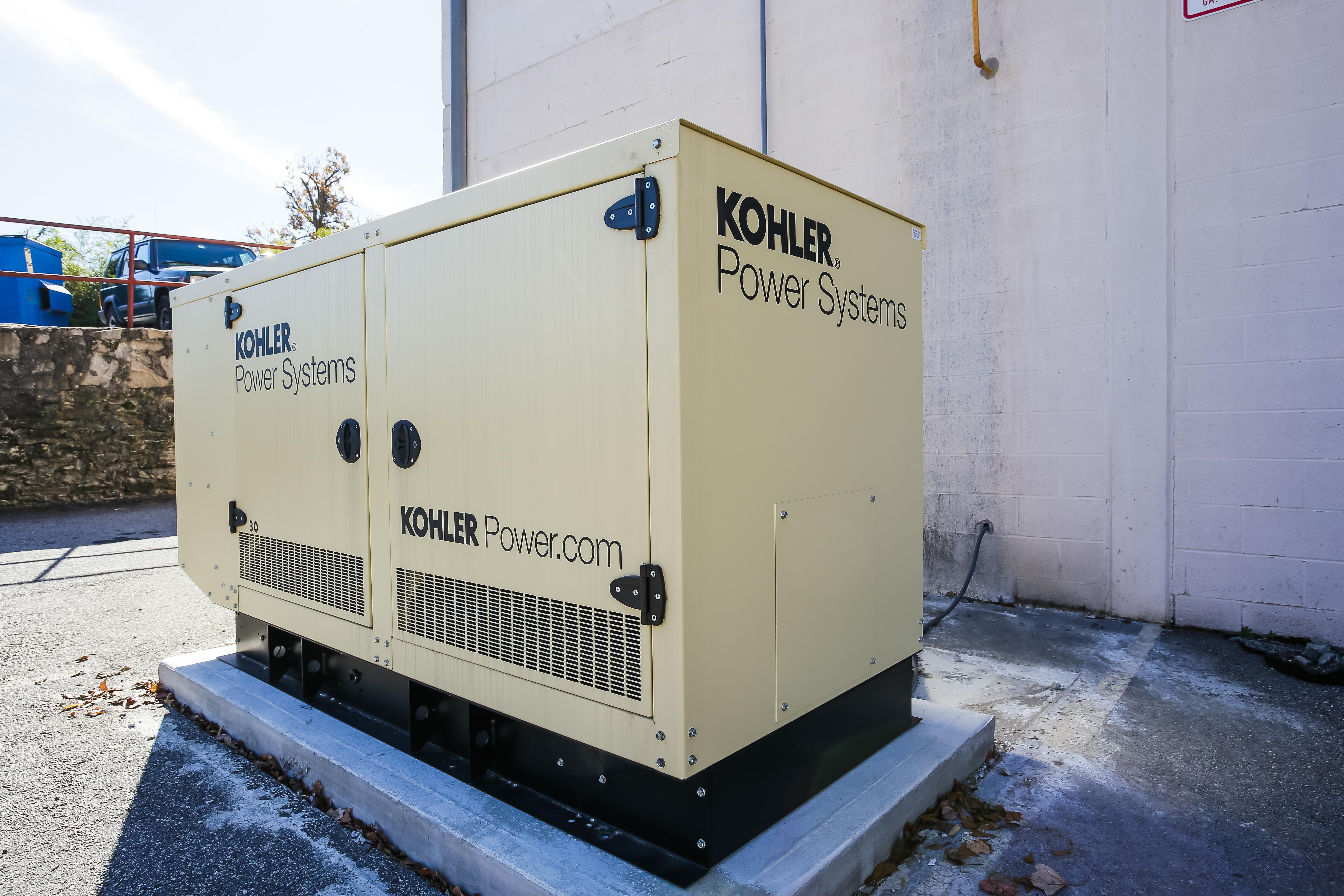 Emergency generator