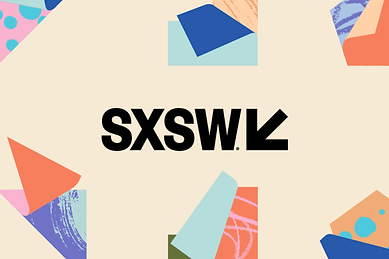 South by southwest, event logo, promo, accelerator competition,