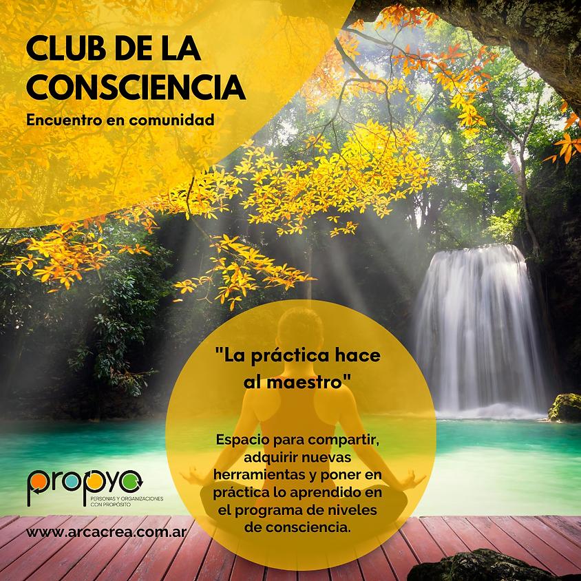 Club de la Consciencia - Encuentro 1