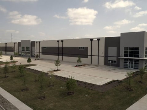 Innovation Business Park: Hutto - Building 1 Construction Completion