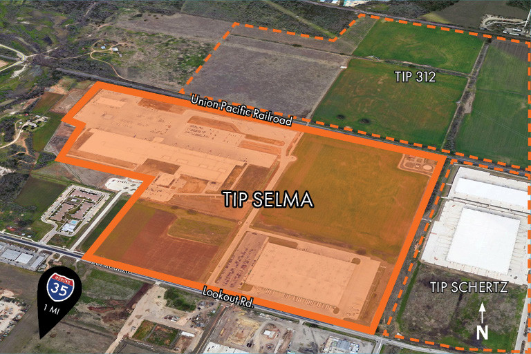 Titan Industrial Park: Selma