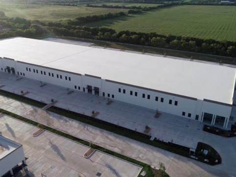 Q3 '18 Titan Industrial Park Schertz: Building 1