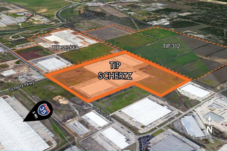 Titan Industrial Park: Schertz