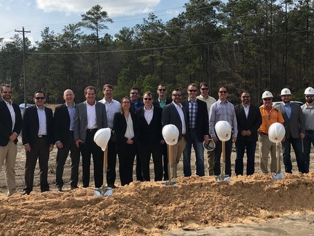 Titan Development and Watercrest Senior Living Group Celebrate Ceremonial Groundbreaking