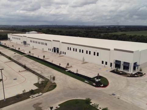 Sept '18 Titan Industrial Park Schertz: Building 1