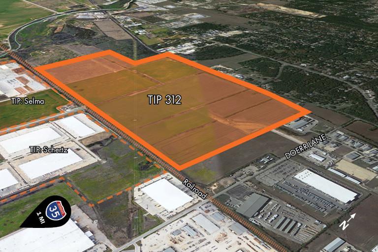Titan Industrial Park: Schertz 312