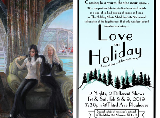 LOVE ON HOLIDAY MUSIC EVENT