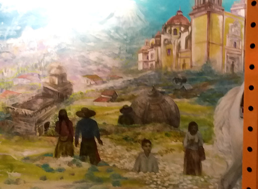 The Old Mexico Mural