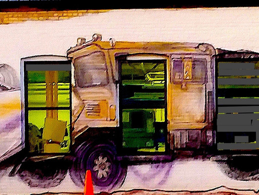 An Update: The FWD Seagrave Mural