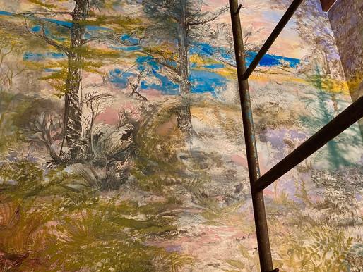 Event: The Jens Jensen Center Mural Unveling