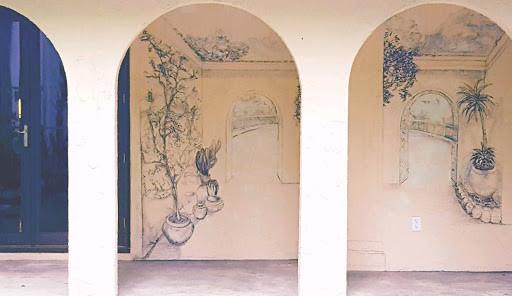 Sketches for a Trompe l'oiel