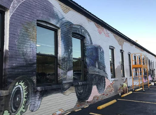 All Hands on Deck: An Update on the FWD Seagrave Mural Project