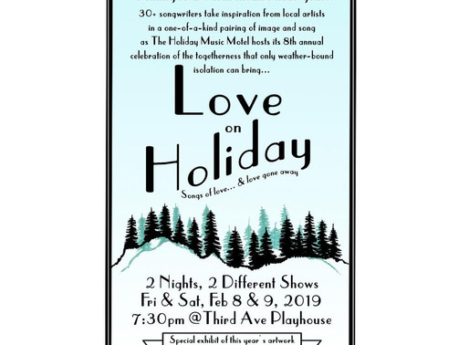 YOU'RE INVITED: LOVE ON HOLIDAY