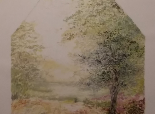 The Jens Jensen Center Mural