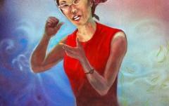 Yuri Kochiyama - Mural