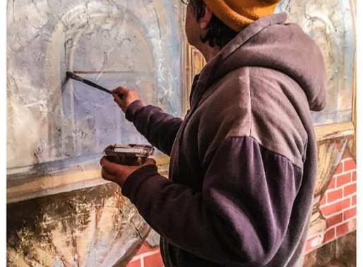 Venezuelan Artist Now Lives, Paints Door County Scenes
