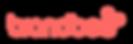 BrandBee-Symbol-Wordmark-Bittersweet-RGB