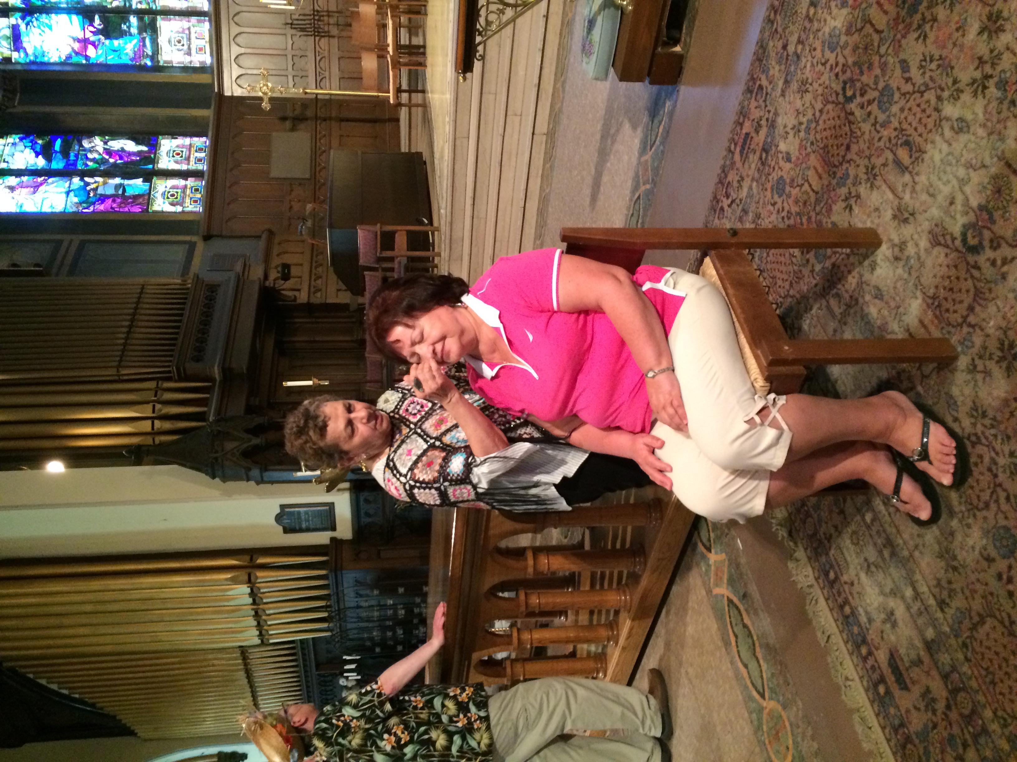 Trinity of Buffalo Healing Mass