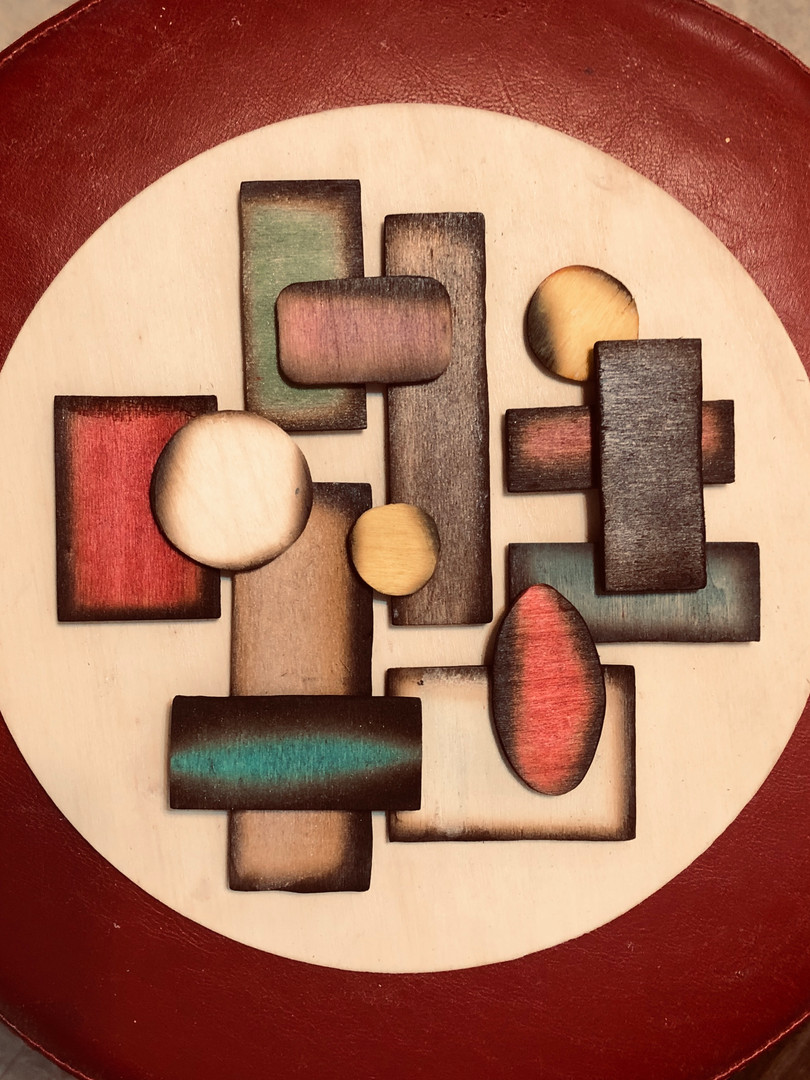 Abstracr Geometrics