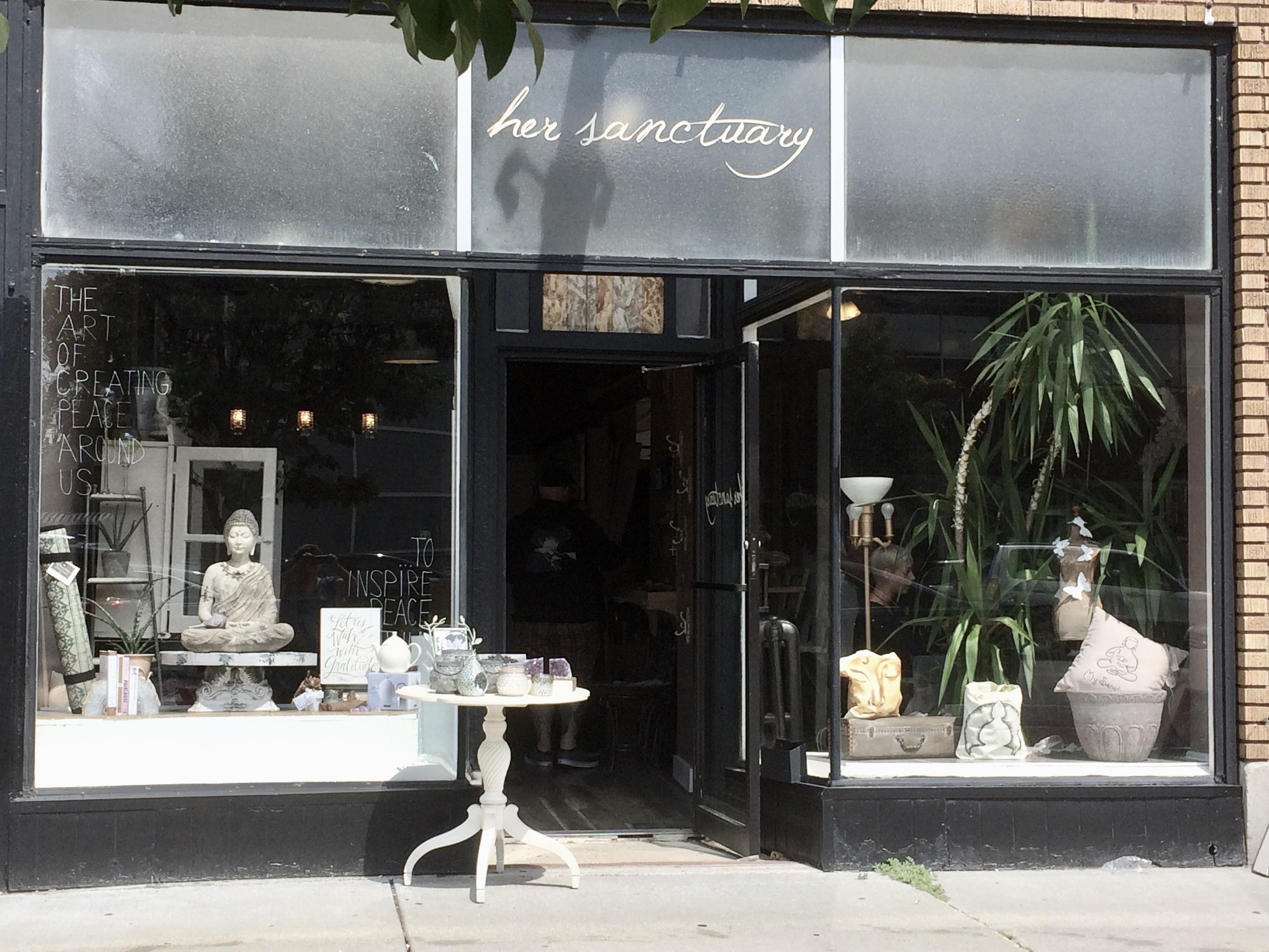 Hertel Ave. Spiritual Shop