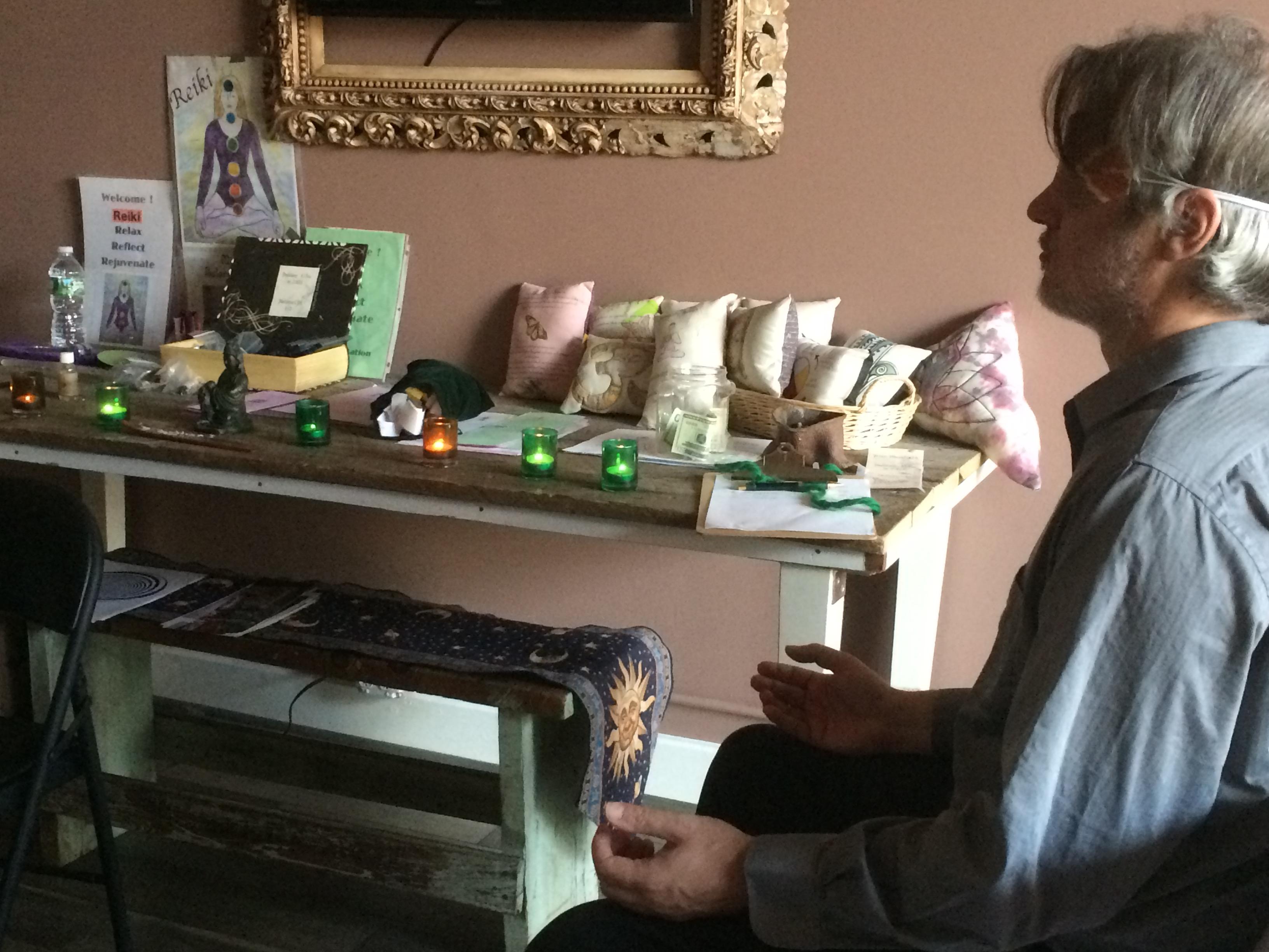 Hertel Ave.Meditation Workshop