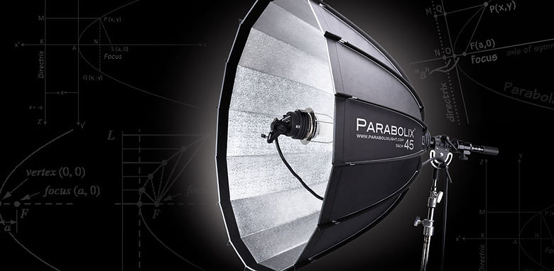 Parabolix™ Light-Focusing System™