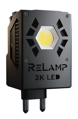 Relamp 2K with Parabolix 55 Package
