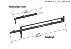 Parabolix QuadBoom™