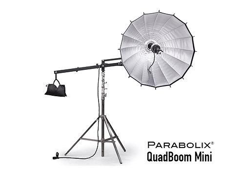 Parabolix QuadBoom™ Mini