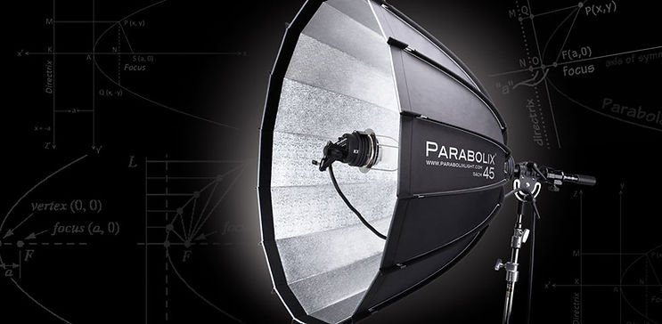 Parabolix™ parabolic reflectors are computer-designed, ensuring lighting accuracy and precision.