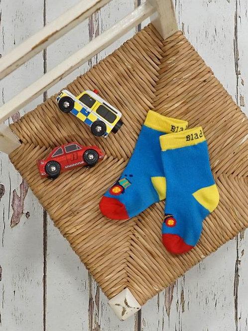 Children's socks 0-6 months