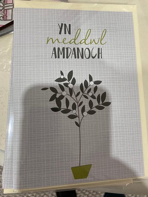 Yn meddwl Amdanoch