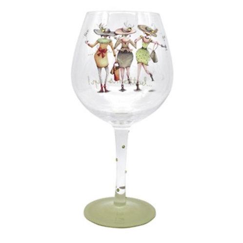 It's Gin O'Clock Glasses