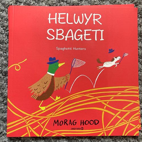 Helwyr Sbageti
