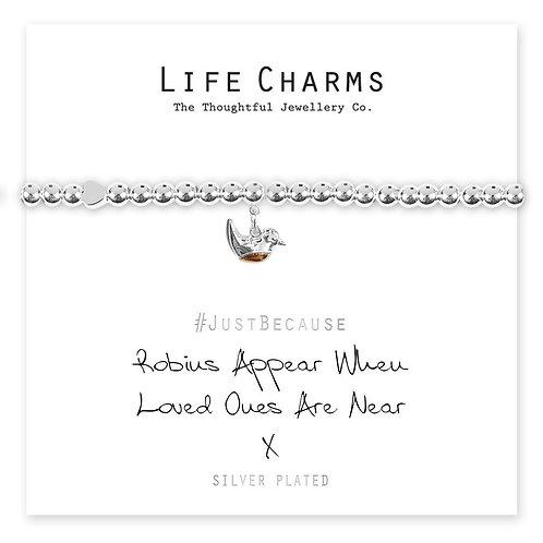 Robins Appear - Life Charm
