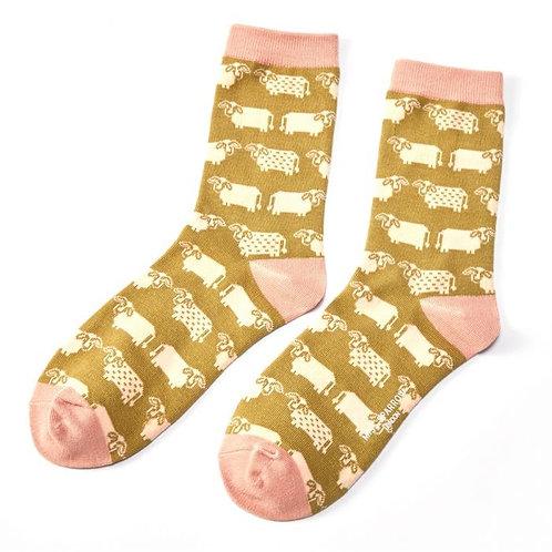 Cute Cows socks