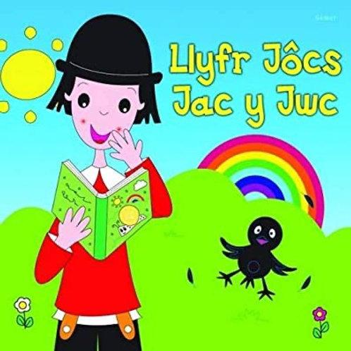 Llyfr Jocs Jac y Jwc