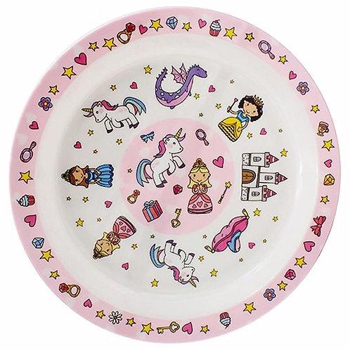 Fairytale plate