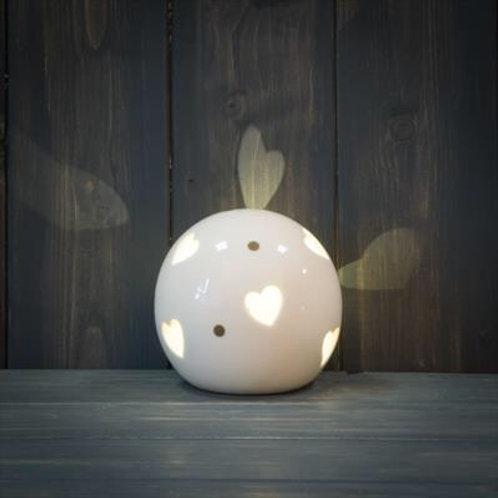 Heart Globe - 9 cms