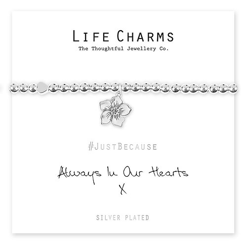 Always in our Heart Bracelet