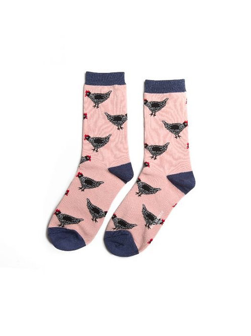 Ladies Hen socks